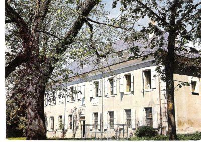 Jarjayes 3C CPA Le Château et son parc
