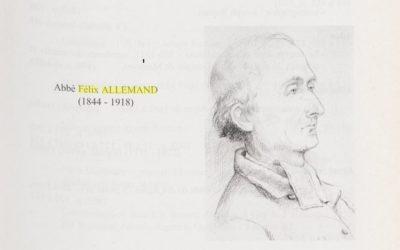 Les historiens de Jarjayes: l'Abbé Félix ALLEMAND