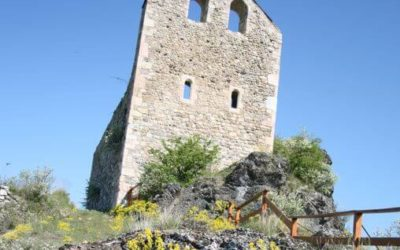 La vieille église des Trois-Chateaux
