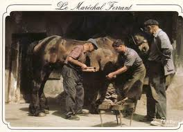 Le dernier Maréchal-Ferrant de Jarjayes