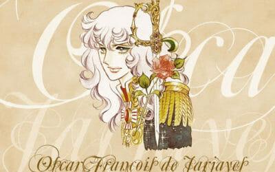 Jarjayes dans la culture manga « La Rose de Versailles » et « Lady Oscar »