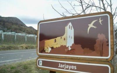 A la découverte du village, des hameaux et des lieux dits de Jarjayes